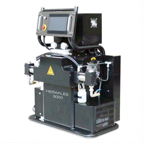 Herakles 3000 - maszyna hydrauliczna do poliuretanu i polimocznika