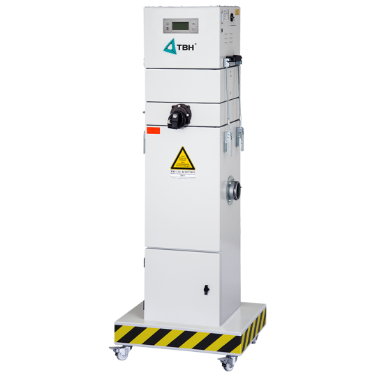 Exhaust unit  FP 150 ATEX Automatic Cleaning with particle filter